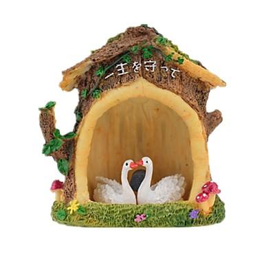 Decorațiune pentru Acvariu Ornamente Ne-Toxic & Fără Gust Reșină