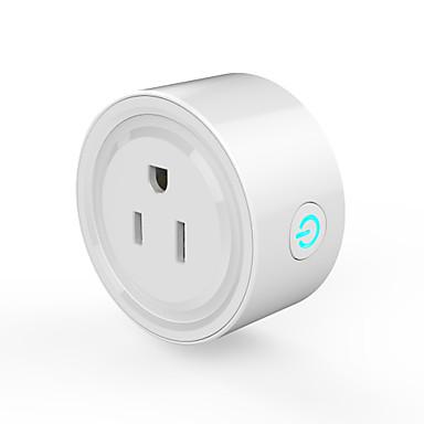 billige Smarthjem-WAZA Smart Plug for Originale køkkenredskaber / Stue / Washroom APP kontrol / Timer / Touch Afbryder WIFI 3G 100-240 V