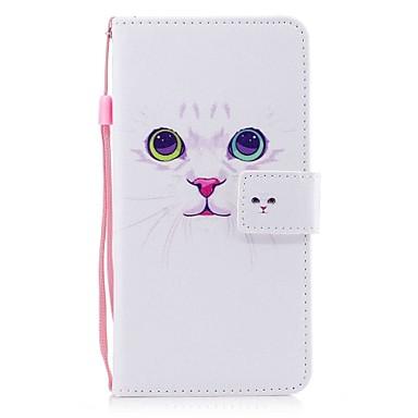 Maska Pentru iPhone 7 Plus iPhone 7 iPhone 6s Plus iPhone 6 Plus iPhone 6s iPhone 6 iPhone 5 Apple Titluar Card Portofel Întoarce