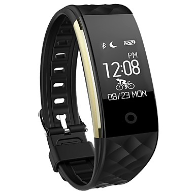 Смарт-браслет iOS Android GPS Сенсорный экран Пульсомер Защита от влаги Израсходовано калорий Педометры Медиа контроль Регистрация