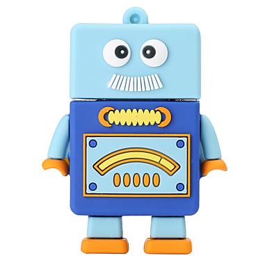 Noul robot de desene animate usb2.0 64gb flash drive u stick de memorie de disc