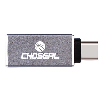 USB 2.0 Typ C Adapter, USB 2.0 Typ C to USB 3.0 Adapter Male - Female
