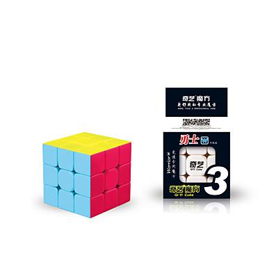 Zauberwürfel QI YI Warrior 3*3*3 Glatte Geschwindigkeits-Würfel Magische Würfel Puzzle-Würfel Geschenk Mädchen