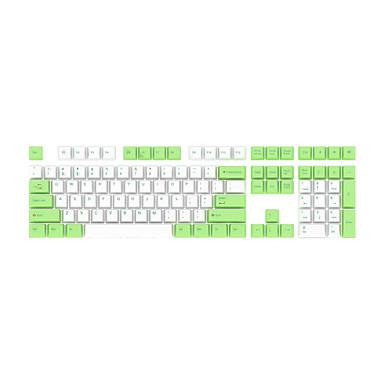 Akko ducky een 108 toetsen pbt keycap pbt sublimation technologie