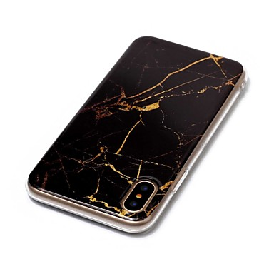 Plus X per iPhone retro Per IMD iPhone Plus iPhone iPhone X 8 iPhone Per iPhone 8 Effetto Custodia iPhone TPU X Apple 8 06180957 marmo 8 Morbido vXUw7S