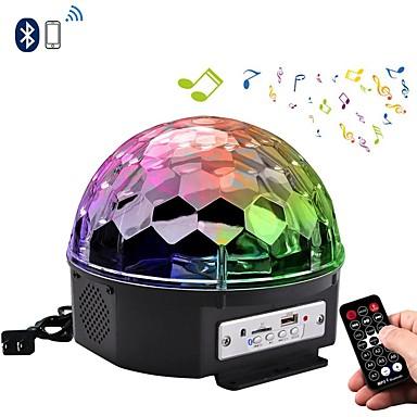 LED-podiumlampen RGB 1 stuks