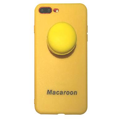 Case voor apple iphone 7 7 plus case cover squishy cake patroon verdikking tpu materiaal imd craft telefoon hoesje voor iphone 6 6s 6 plus