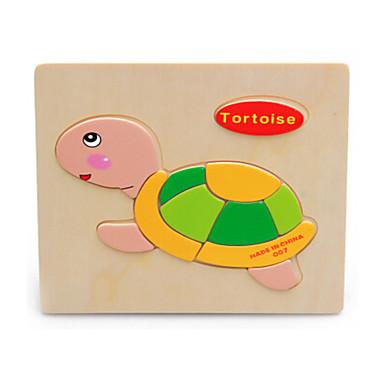 Holzpuzzle Spielzeuge Kreisförmig Oval keine Angaben Stücke