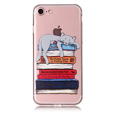 Fantasia iPhone 8 disegno iPhone iPhone Plus Gatto Per 8 TPU iPhone retro 7 06117837 X Custodia Per per Plus iPhone 8 iPhone Morbido Apple X wXCWYIq