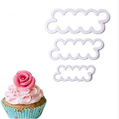 حلوى ديكور لكعكة البلاستيك