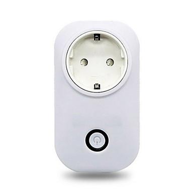Smart Plug Telecomandă Controlul APP Utilizare fără fir Funcția de rezervare WIFI
