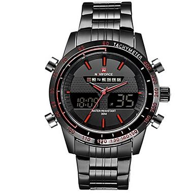 Herrn Einzigartige kreative Uhr Armbanduhr Militäruhr Kleideruhr Modeuhr Sportuhr Armbanduhren für den Alltag Chinesisch Quartz Kalender