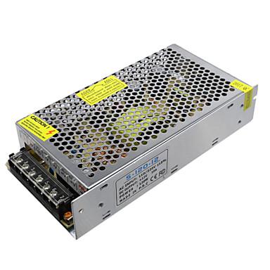 Hkv® 1pcs 12v 10a 120w transformator de iluminat de înaltă calitate, condus de conducător auto pentru banda de alimentare cu curent de