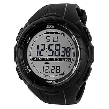 Ceas Smart Rezistent la Apă Standby Lung Sporturi Multifuncțional Cronometru Ceas cu alarmă Calendar Zone Duale de Timp Cronograf OtherNr