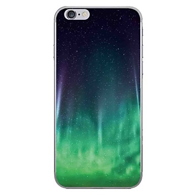 Caz pentru Apple iPhone 7 7 plus coperta caz starry cer model hd pictat gros tpu material caz moale caz telefon pentru iphone 6s 6 plus