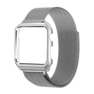 저렴한 애플 시계 밴드-시계 밴드 용 Apple Watch Series 4/3/2/1 Apple 밀라노 루프 / DIY기기 스테인레스 스틸 손목 스트랩
