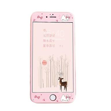 Ecran protector pentru Apple iPhone 6s Plus iPhone 6 Plus Sticlă securizată 1 piesă Ecran Protecție Întreg 9H Duritate La explozie Model