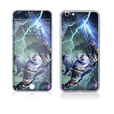 Ecran protector pentru Apple iPhone SE/5s iPhone 5 Sticlă securizată Ecran Protecție Față & Spate High Definition (HD) 9H Duritate 2.5D