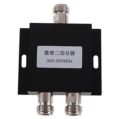2-way splitter de putere 300-500mhz amplificator amplificator de semnal amplificator pentru amplificator de semnal amplificator de telefon