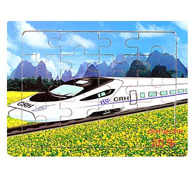 Puzzle Jucarii Tren Floare Ne Specificat Bucăți