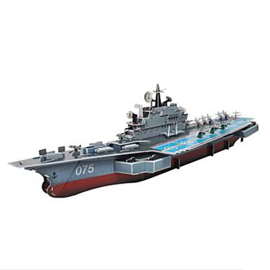 3D - Puzzle Holzpuzzle Spielzeuge Kriegsschiff Flugzeugträger 3D Papier keine Angaben Kinder Jungen Stücke