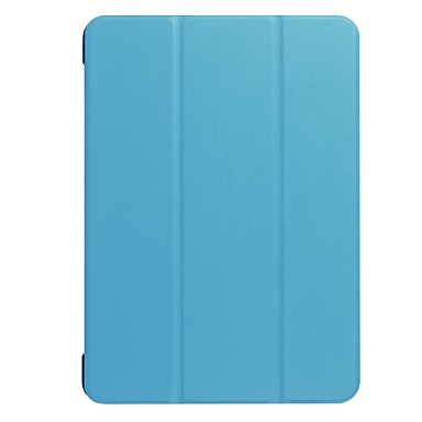 Case For Lenovo Full Body Cases Tablet Cases Solid Hard PU Leather for