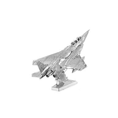 Legpuzzel Metalen puzzels Tank Vliegtuig Vechter 3D Inrichting artikelen DHZ Roestvast staal Metaal Unisex Geschenk