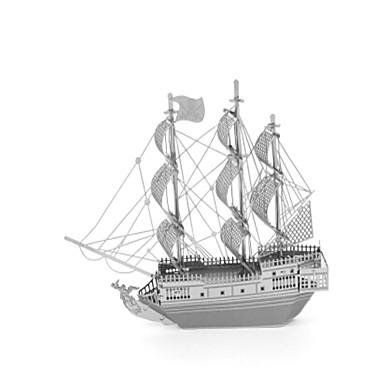 Holzpuzzle Metallpuzzle Spielzeuge Panzer Flugzeug Schiff 3D Heimwerken Einrichtungsartikel Edelstahl Metal keine Angaben Stücke