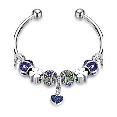 Pentru femei Bratari Strand La modă Cristal Argilă Aliaj Circle Shape Bijuterii Pentru Zilnic Casual Dată