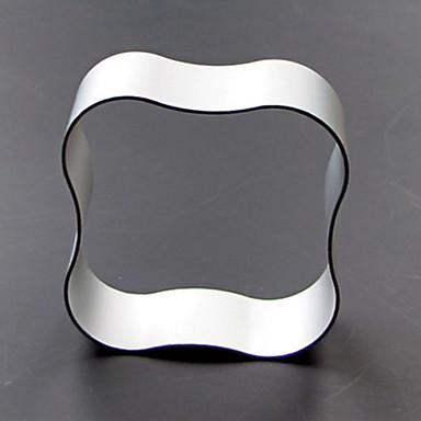 forma de formă pătrată a bucătăriei bucătăriei din bucătăria din aluminiu