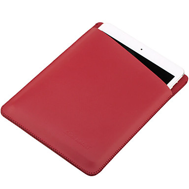 Pentru Carcase Huse Titluar Card Corp Plin Maska Culoare solidă Moale PU Piele pentru Apple iPad (2017) iPad Pro 9.7 '' iPad Air 2 iPad