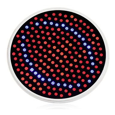 1500 lm E26/E27 Groeiende gloeilampen 200 leds Blauw Rood AC 85-265V