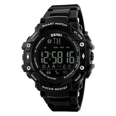 Herrn digital Digitaluhr Armbanduhr Smartwatch Sportuhr Chinesisch Touchscreen Kalender Chronograph Wasserdicht Fernbedienungskontrolle