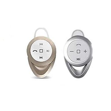 Cwxuan Kablosuz Kulaklıklar Plastik Sürüş Kulaklık Mini / Ses Kontrollü / Mikrofon ile kulaklık