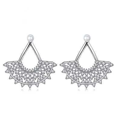 Pentru femei Zirconiu Cubic Modă Ajustabile Perle Zirconiu Bijuterii Halloween Zilnic