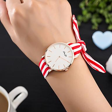 Pentru femei Ceas La Modă Ceas de Mână Unic Creative ceas Ceas Casual Quartz Material Bandă Charm Cool Casual Creative Luxos Elegant