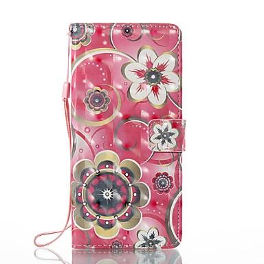 Maska Pentru Samsung Galaxy Note 8 Portofel Titluar Card Cu Stand Întoarce Model Magnetic Corp Plin Floare Greu PU Piele pentru Note 8