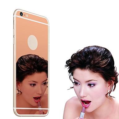 iPhone Acrilico per iPhone Apple Per retro X Resistente unica agli Custodia iPhone Resistente Placcato Tinta Per X A urti 8 06232965 specchio nSIqxEETU
