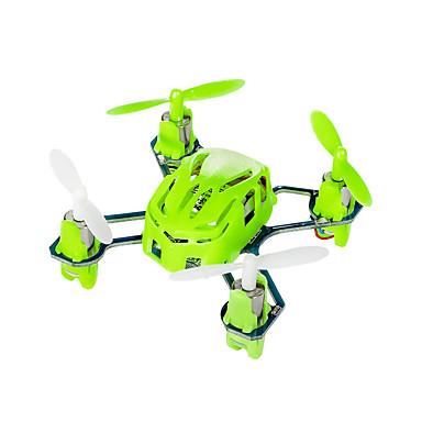 Dronă H111 4 Canal 6 Axe Înălțime de susținere Iluminat LED O Tastă Pentru întoarcere Quadcopter RC Cablu USB Lame Manual Utilizator