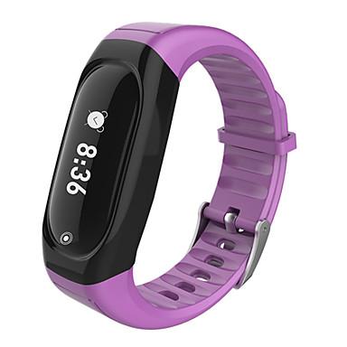 hhy nou id118hr inteligente wristbands ritmul inimii brățări de apel apelant informații memento sport impermeabil pas brățară