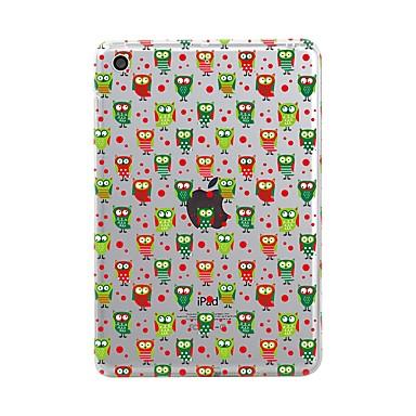Pentru iPad (2017) Carcase Huse Transparent Model Carcasă Spate Maska Transparent Crăciun Moale TPU pentru Apple iPad (2017) iPad Pro