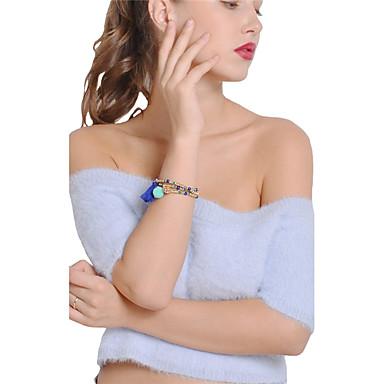 Pentru femei Brățări cu Talismane Bratari Strand Bohemia Stil Confecționat Manual Aliaj Bijuterii Pentru Petrecere Ieșire