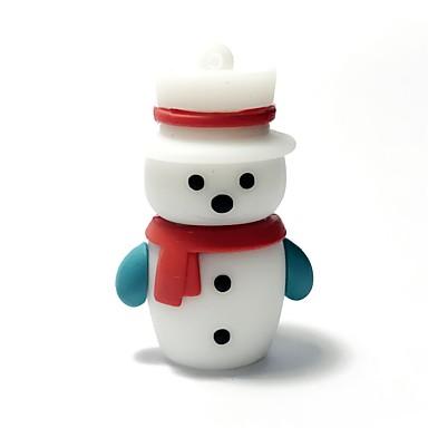 1gb Crăciun usb flash drive desen animat Crăciun om de zăpadă Crăciun cadou usb 2.0
