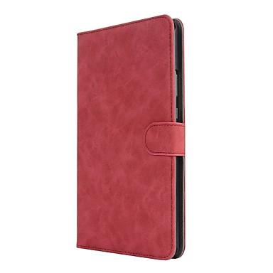 זול כיסויים לטאבלט-מגן עבור Huawei MediaPad T3 8.0 כיסוי מלא אחיד קשיח עור PU ל Huawei MediaPad T3 8.0