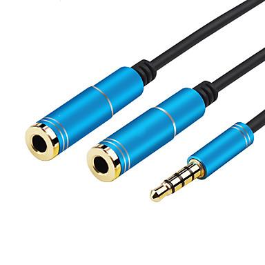 3,5 milímetros de áudio Jack 3,5 milímetros de áudio Jack to 3,5 milímetros de áudio Jack 0,28M (0.9Ft)