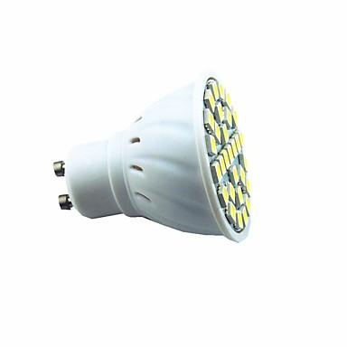 3W GU10 Spoturi LED 29 led-uri SMD 5050 Decorativ Alb Cald Alb Rece 300lm 3000-7000K AC220V