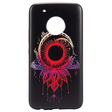 Mer Cas Tpu Design Licorne Pour Motorola Moto G5, Plus