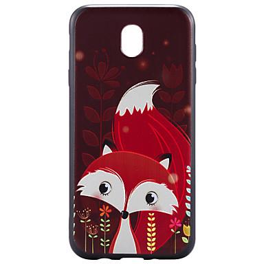 Maska Pentru Samsung Galaxy J7 (2017) J3 (2017) Model Carcasă Spate Animal Moale TPU pentru J7 Prime J7 (2017) J5 (2016) J5 Prime J5