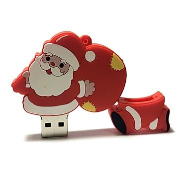 32gb Crăciun usb flash drive cartoon creativ Santa Claus Crăciun cadou usb 2.0