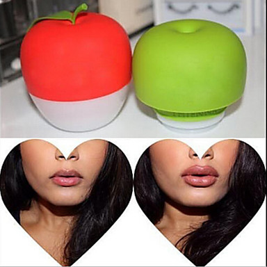 sexy gură frumusete verde dublu roșu singur lobbed pompa dispozitiv rapid buze plumper
